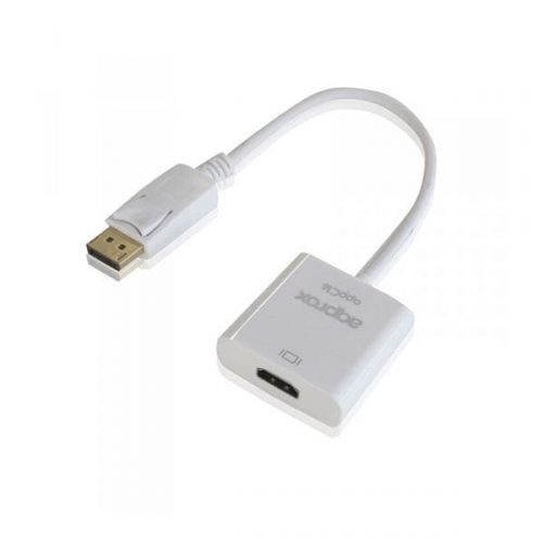 Adaptor APPC37 Display Port to HDMI - VGA - DVI 3 in 1 Approx