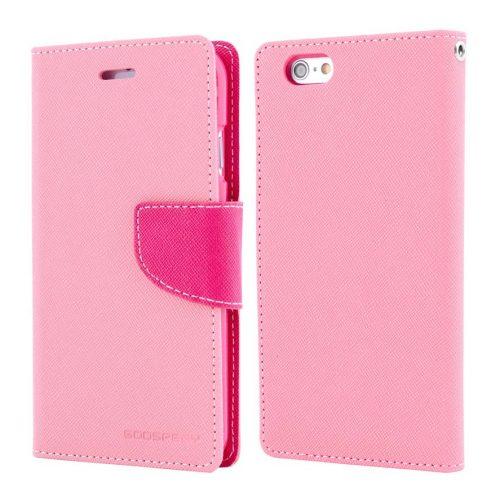MERCURY Θήκη Fancy Diary για Samsung A5 2017, Pink