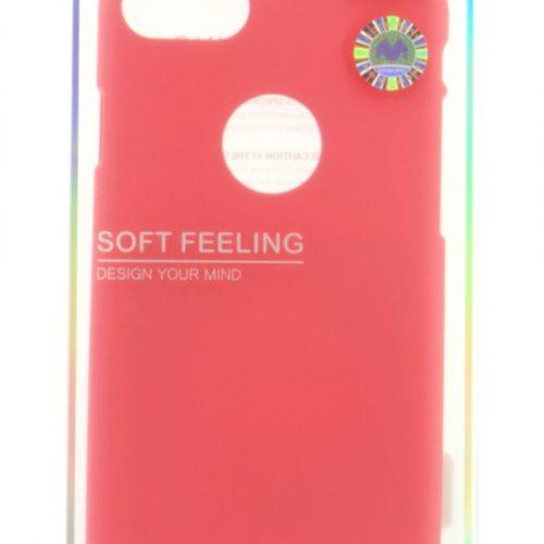 MERCURY Θήκη Soft Feeling Jelly για iPhone 7