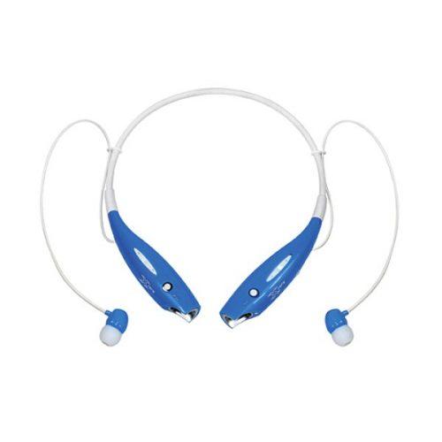 Ακουστικό Χ-Η813ΒΒ bluetooth λαιμού μπλε Xzero
