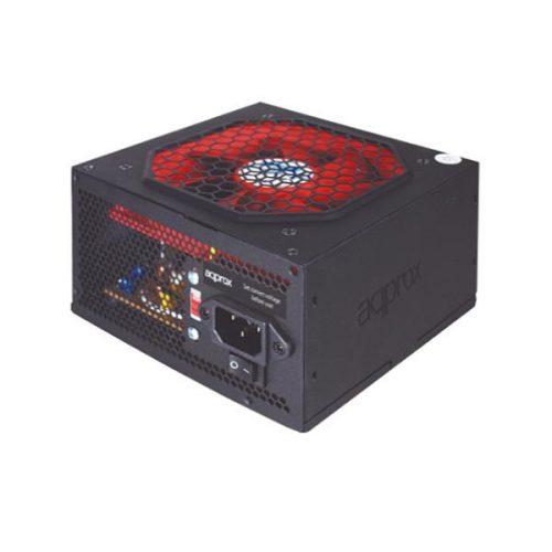 Τροφοδοτικό 500W black ATX 12cm Passive PFC Approx