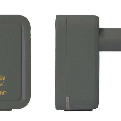 ROAR Φορτιστής PT-500, 2x USB, 2.1A, Black
