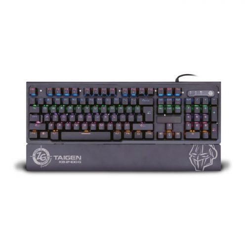 Keyboard Mechanical Zeroground KB-2400G TAIGEN, μηχανικά gaming Πληκτρολόγια