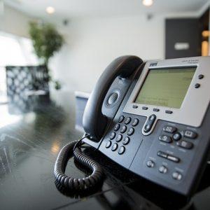 IP τηλέφωνα