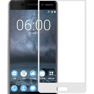 POWERTECH Tempered Glass 3D Full Face για Nokia 2
