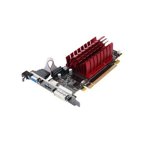 Κάρτα γραφικών ATI Radeon HD5450/512MB/PCI-E/Dual DVI-I Used Card