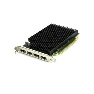 Κάρτα γραφικών Nvidia NVS450/512MB/PCI-E/4xDisplayPort Used Card