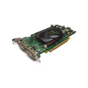 Κάρτα γραφικών Nvidia Quadro FX1500/256MB/PCI-E/Dual DVI-I Used Card