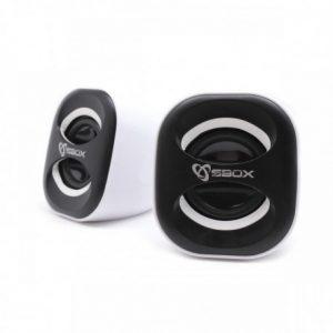 Ηχεία Η/Υ SBOX - E2N USB Speakers
