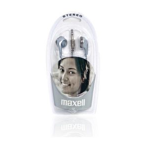 Ακουστικό Earphone Silver Maxell