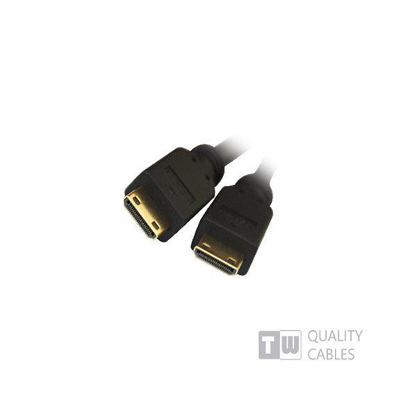 Καλώδιο Hdmi Mini Type C M/M 2m