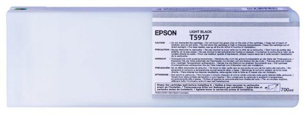 EPSON Cartridge Light Black C13T591700 185 25 ET591700 1