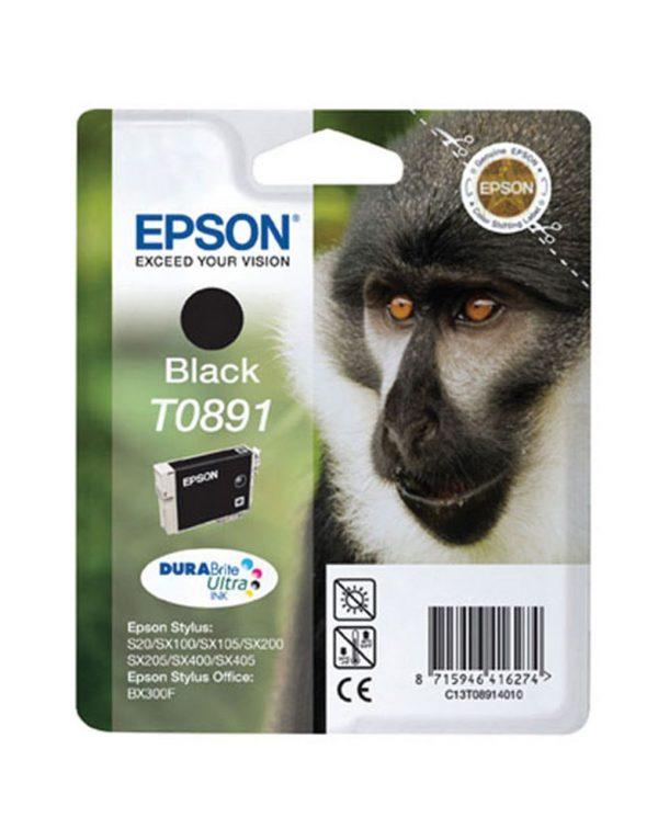 EPSON Cartridge Black C13T08914011 C13T08914011 1
