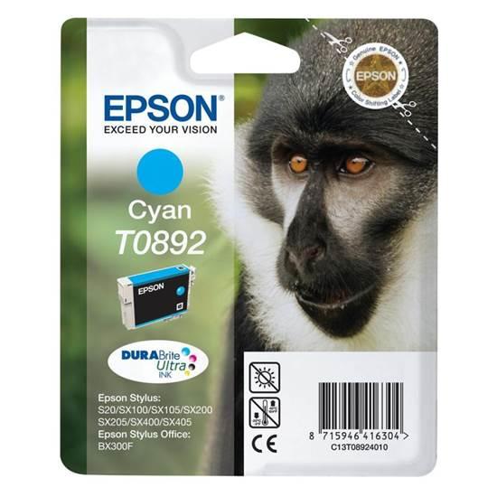 EPSON Cartridge Cyan C13T08924011 C13T08924011 1