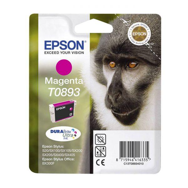 EPSON Cartridge Magenta C13T08934011 C13T08934011 1