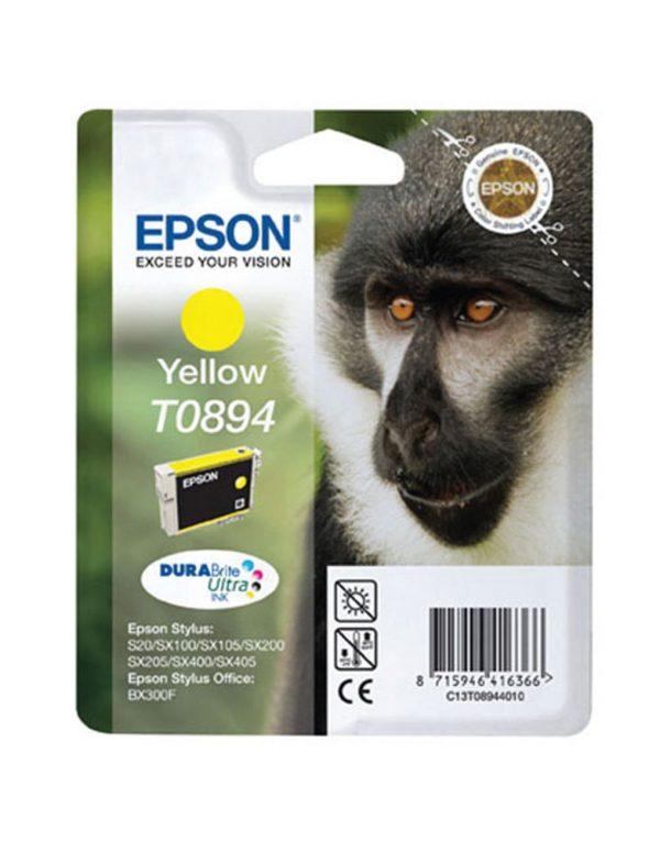 EPSON Cartridge Yellow C13T08944011 C13T08944011 1