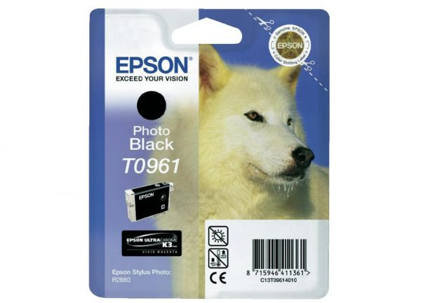 EPSON Cartridge Photo Black C13T09614010 C13T09614010 1
