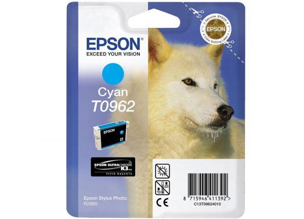 EPSON Cartridge Cyan C13T09624010 C13T09624010 1