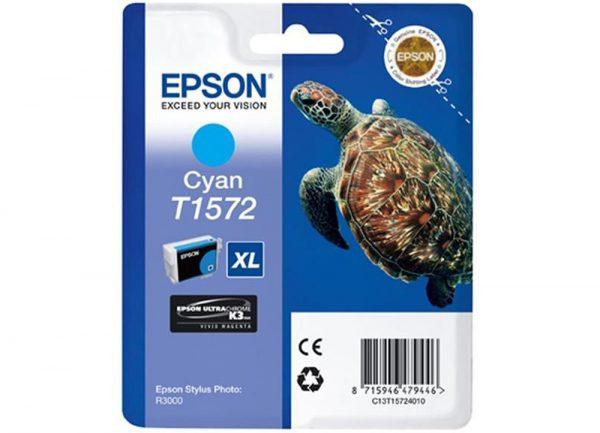 EPSON Cartridge Cyan C13T15724010 C13T15724010 1