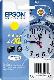 EPSON Cartridge Yellow27XL Singlepack C13T27144012 C13T27144012 1