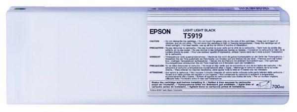 EPSON Cartridge Light Light Black C13T591900 C13T591900 1