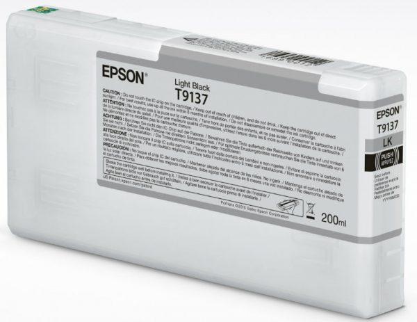 EPSON Cartridge Light Black C13T913700 EPSON Cartridge Light Black C13T913700 1