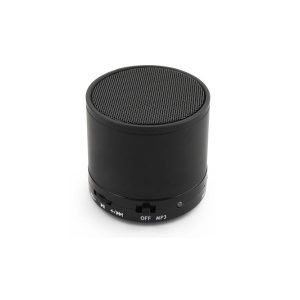 Ηχείο Bluetooth 3W w/FM Radio Μαύρο EP115K