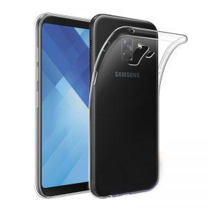 POWERTECH Θήκη Ultra Slim για Samsung Galaxy A8 Plus 2018
