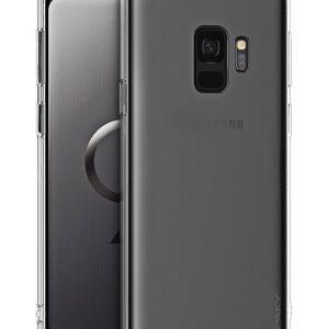 IPAKY Θήκη Effort TPU & tempered glass για Samsung A8 2018