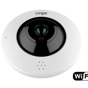 LONGSE IP WiFi PoE Dome Κάμερα IPP-004