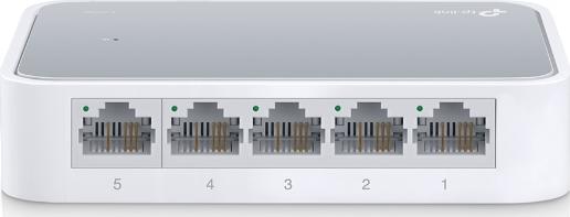 TP-LINK Switch TL-SF1005D v15, 5 port, 10/100 Mbps TP LINK Switch TL SF1005D 5 port 10100 Mbps 1