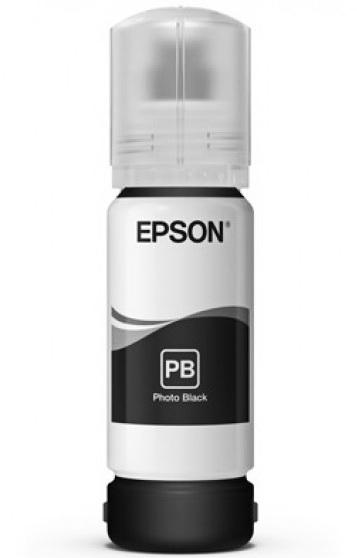 EPSON Ink Bottle Black C13T01L14A EPSON Ink Bottle Black C13T01L14A 1