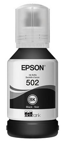 EPSON Ink Bottle Black XL C13T03P14A EPSON Ink Bottle Black XL C13T03P14A 1