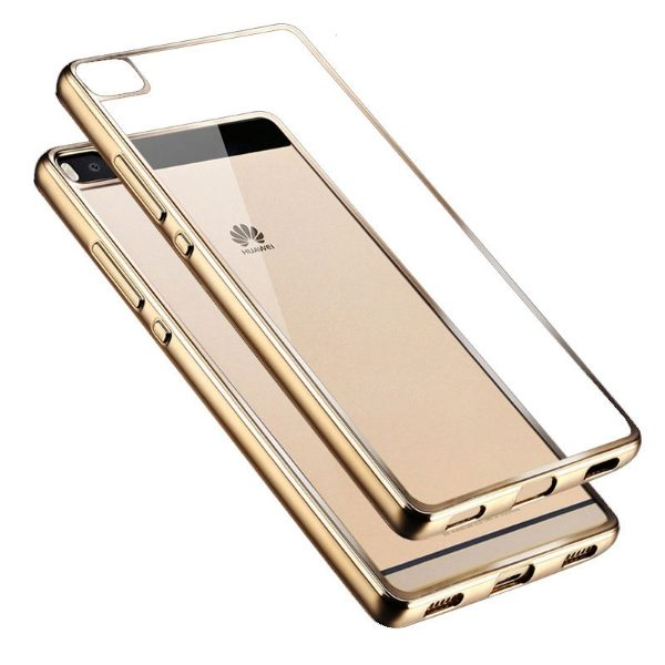 SENSO SIDE HUAWEI P8 LITE  gold backcover outlet SENSO SIDE HUAWEI P8 LITE gold backcover outlet 1