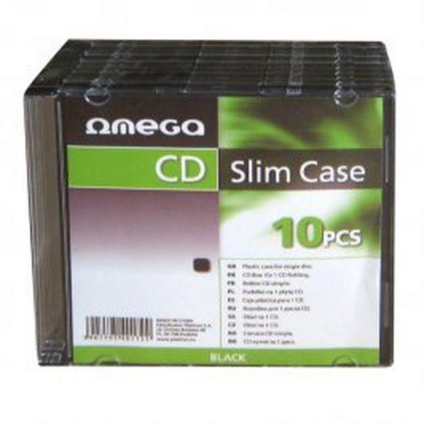 OMEGA SLIM CASE BLACK 10PCS OMEGA SLIM CASE BLACK 10PCS.1 1