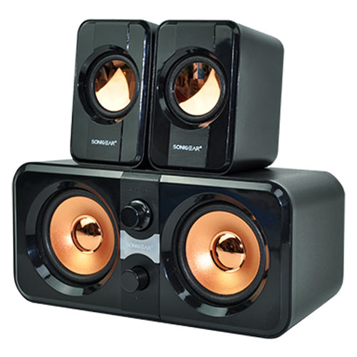 SONIC GEAR MULTIMEDIA SPEAKERS 2