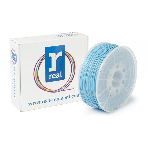 REAL ABS 3D Printer Filament - Light Blue - spool of 1Kg - 1.75mm (REFABSLBLUE1000MM175) 0003746 real abs light blue spool of 1kg 175mm 0 1