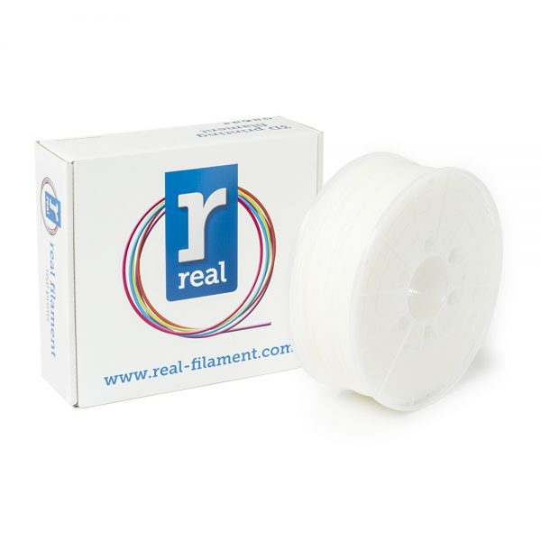 REAL ABS 3D Printer Filament - Neutral/uncolored - spool of 1Kg - 1.75mm (REFABSNATURAL1000MM175) 0003747 real abs neutraluncolored spool of 1kg 175mm 0 1