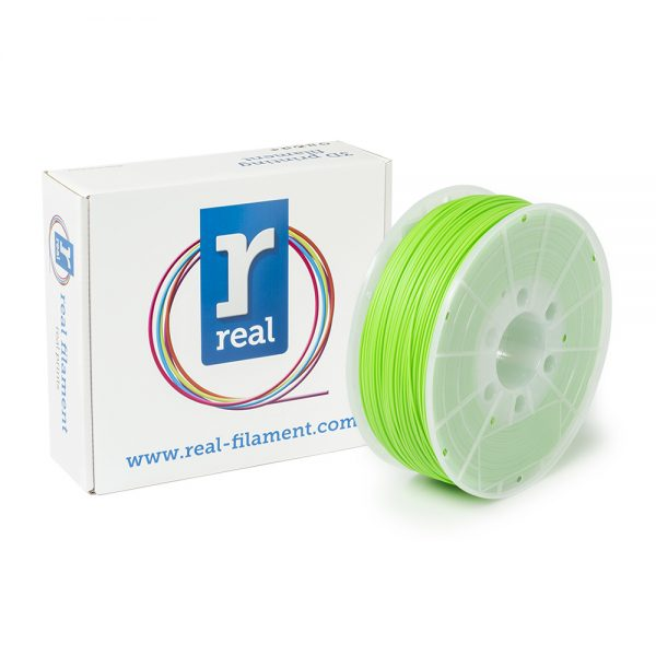 REAL ABS 3D Printer Filament - Nuclear green - spool of 1Kg - 1.75mm (REFABSNGREEN1000MM175) 0003748 real abs nuclear green spool of 1kg 175mm 0 1