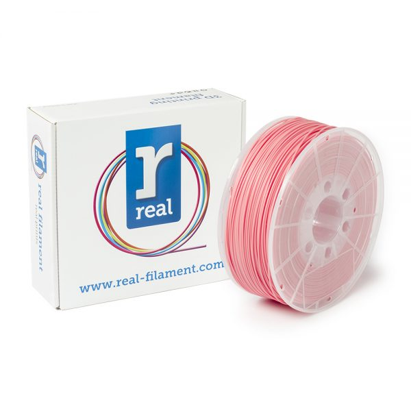 REAL ABS 3D Printer Filament - Pink - spool of 1Kg - 1.75mm (REFABSPINK1000MM175) 0003750 real abs pink spool of 1kg 175mm 0 1