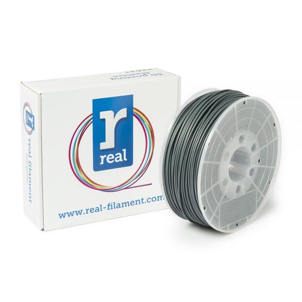 REAL ABS 3D Printer Filament - Gray - spool of 1Kg - 2.85mm (REFABSGRAY1000MM3) 0003757 real abs gray spool of 1kg 285mm 0 1