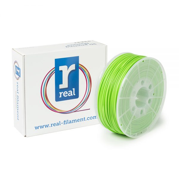 REAL ABS 3D Printer Filament - Nuclear green - spool of 1Kg - 2.85mm (REFABSNGREEN1000MM3) 0003761 real abs nuclear green spool of 1kg 285mm 0 1