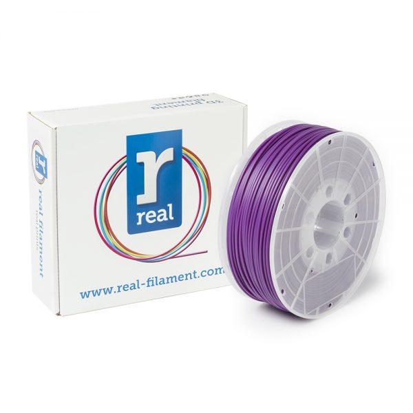 REAL ABS 3D Printer Filament - Purple - spool of 1Kg - 2.85mm (REFABSPURPLE1000MM3) 0003764 real abs purple spool of 1kg 285mm 0 1