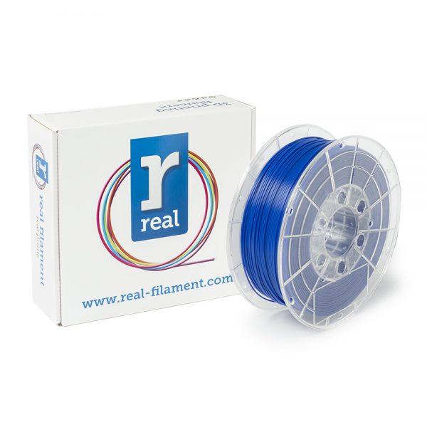 REAL PLA 3D Printer Filament - Blue - spool of 1Kg - 1.75mm (REFPLABLUE1000MM175) 0003801 real pla blue spool of 1kg 175mm 0 1