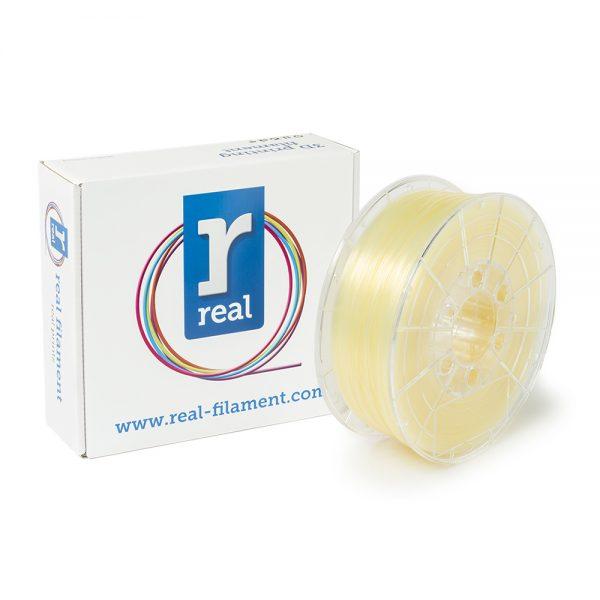 REAL PVA 3D Printer Filament - Neutral - spool of 0.5Kg - 1.75mm (REFPVANEUT500MM175) 0003817 real pva neutral spool of 05kg 175mm 0 1