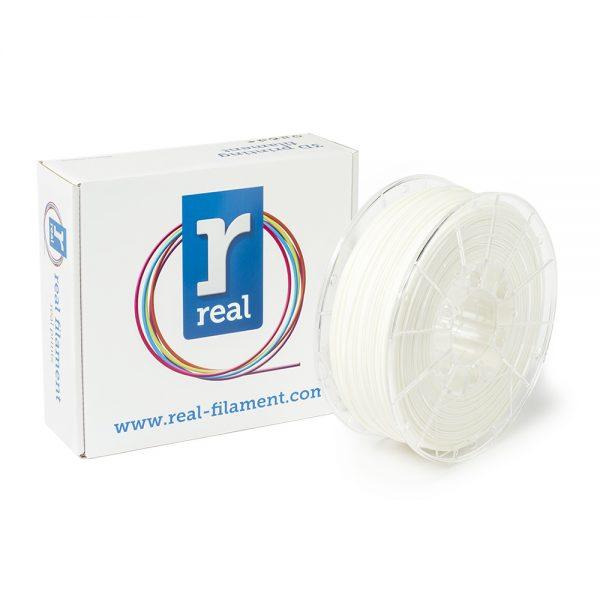 REAL PLA 3D Printer Filament - White - spool of 1Kg - 1.75mm (REFPLAWHITE1000MM175) 0003828 real pla white spool of 1kg 175mm 0 1