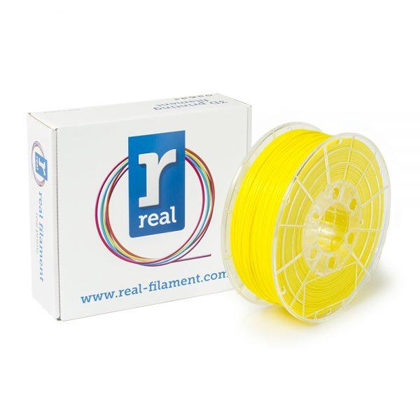 REAL PLA 3D Printer Filament - Yellow - spool of 1Kg - 1.75mm (REFPLAYELLOW1000MM175) 0003831 real pla yellow spool of 1kg 175mm 0 1