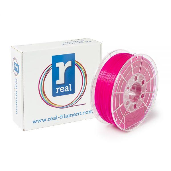 REAL PLA 3D Printer Filament - Fluorescent Pink - spool of 1Kg - 1.75mm (REFPLAFPINK1000MM175) 0003938 real pla fluorescent pink spool of 1kg 175mm 0 1