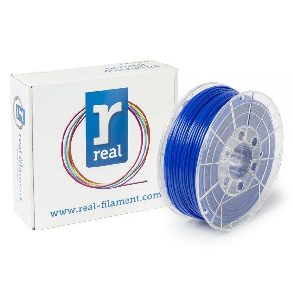 REAL PLA 3D Printer Filament - Blue - spool of 0.5Kg - 2.85mm (REFPLABLUE500MM3) 0003952 real pla blue spool of 05kg 285mm 0 1
