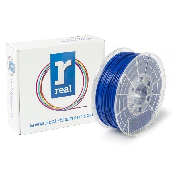 REAL PLA 3D Printer Filament - Blue - spool of 1Kg - 2.85mm (REFPLABLUE1000MM3) 0003956 real pla blue spool of 1kg 285mm 0 1